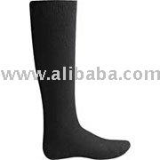 WoolPower Sock knee-High 600g negro