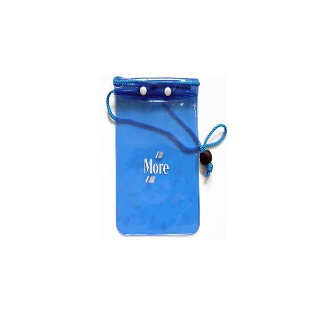 High security 3 seal zip pvc waterproof bag