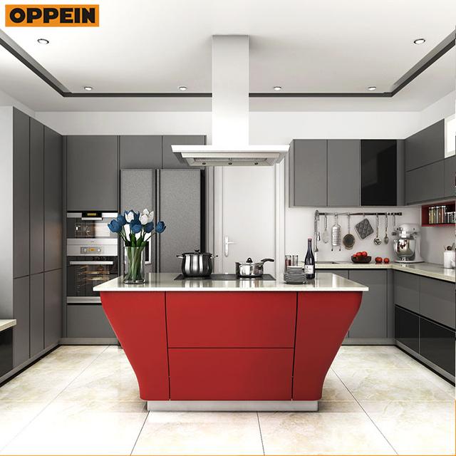 Promoción gris armarios/gabinetes cocina, Compras online de gris ...