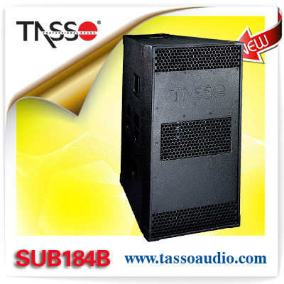 High power & good price professional sub woofer speaker (CE,RoHS)