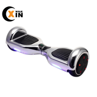 2 wheels balancing car with led light CE RoHS compliance for kids China factory electric self balancing scooter