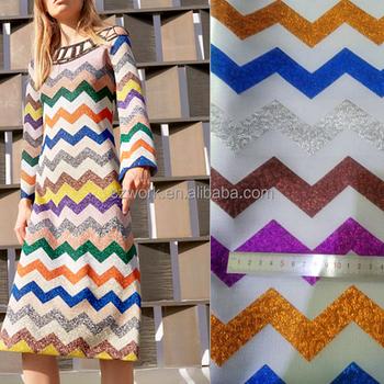 Chinesische Nähen Diy Material Tuch Jacquard Brokat Für Kleid Rock ...