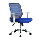 TANNIC Foshan cheap price colorful mesh office chair executive computer chair for staff