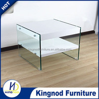 New design UK best sell wood/MDF end table, glass coffee table,indian glass coffee table