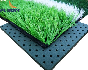 sports flooring shock pad underlay synthetic turf shock pad for artificial grass