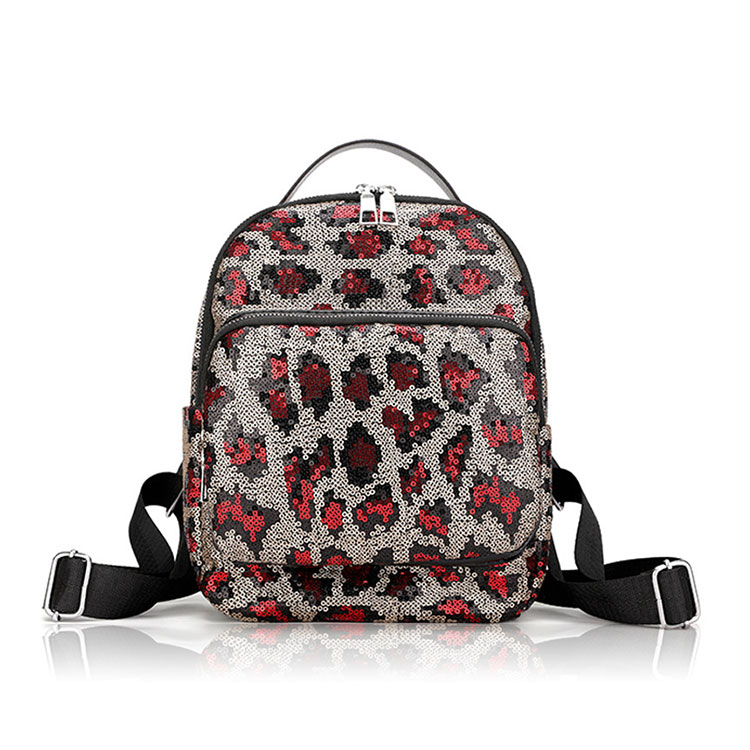 Fashionable girls backpack travel school bags for teenagers