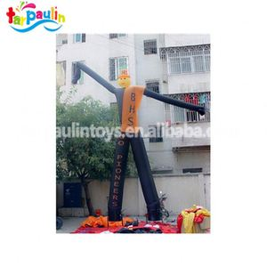 Wholesale price advertising inflatable air dancer oxford fabric