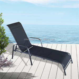 Uplion MC2051 modern furniture UV resistant pool lounger