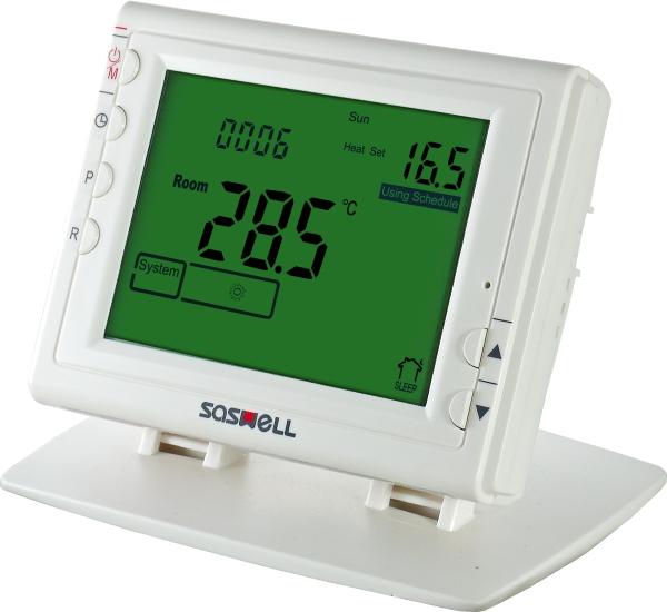saswell app allgemeine temperaturregler safty usb netzteil digitale lcd programmierbare wifi. Black Bedroom Furniture Sets. Home Design Ideas