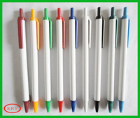 Retractable Ball Point Pen for School and Office on Discount