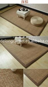 manufacturer quick dry Newest high quality bamboo carpet
