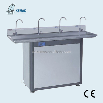 Five Stage Stainless Steel And Hot Cold Water Dispenser For Commercial