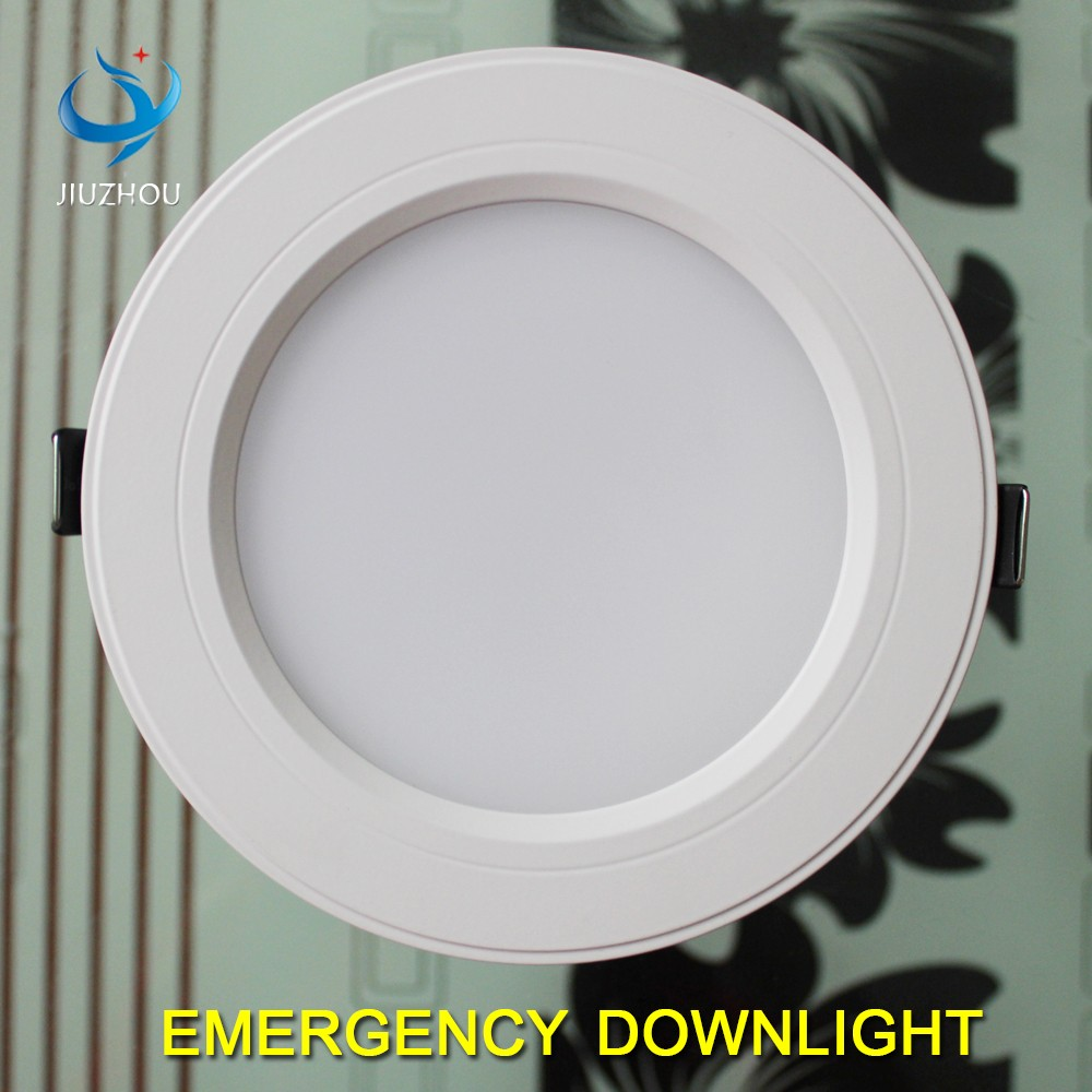 Rechargeable Led Emergency Light Item Jz-ed-01 Downlight 1.5-3 ...