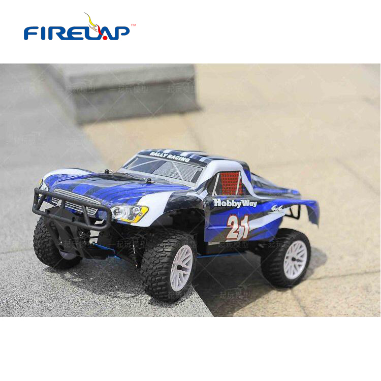 Firelap carber vezels chassis drift rc auto 1/10 radio bestuurbare auto's