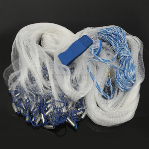 US type fishing cast net for bait fishing