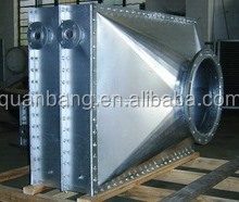 Carbon steel finned tube air heater heat exchanger