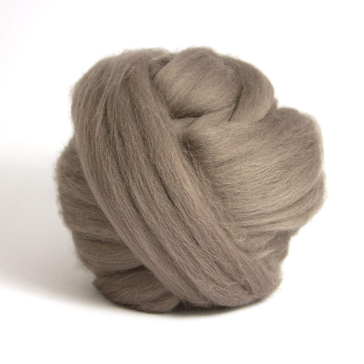 Couverture super épaisse en laine mérinos pour feutrage