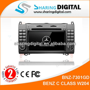 Sharing Digital Bnz-7301gd Mercedes Vito Android Car Audio With ...