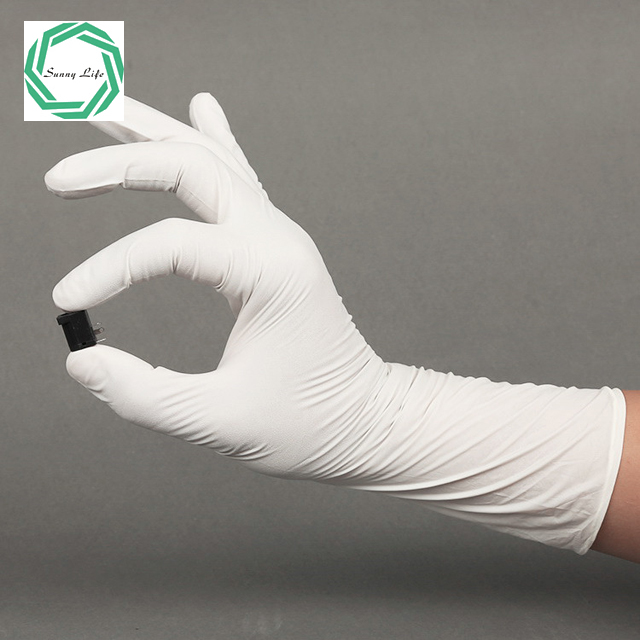 Disposable vinyl latex examination 5 mil/6 mil nitrile gloves in malaysia  manufacturer
