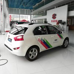 China manufacturer small electric smart car max speed 120km/h high speed electric car