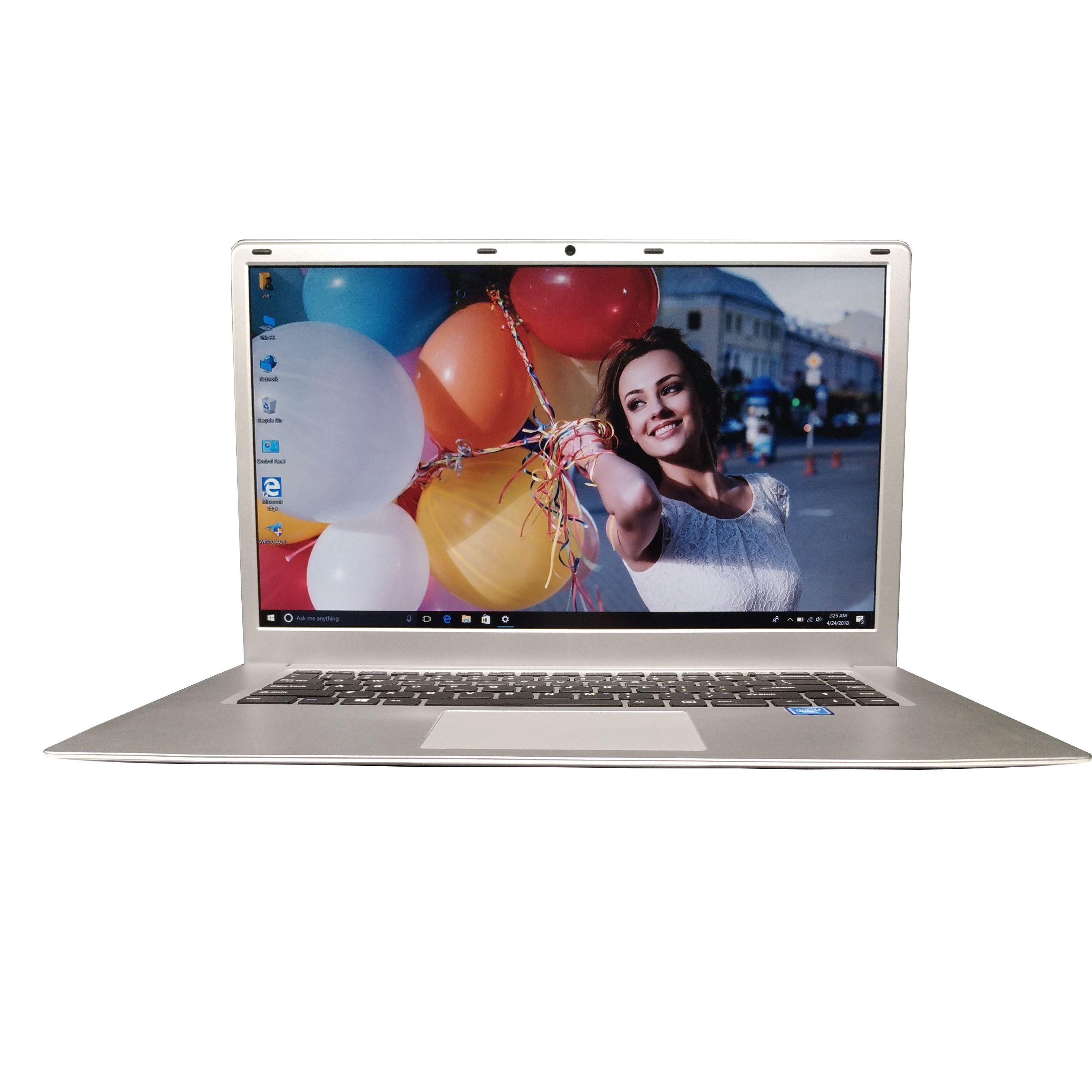 larvigo Brand win 10 system 8G ram 60GB 120gb 240gb ssd 15.6 inch <strong>laptop</strong> built in bluetooth camera type c OEM <strong>laptop</strong>