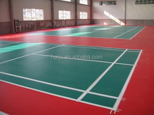 factory supply cheap price 3.5mm 4.5mm pvc sports flooring