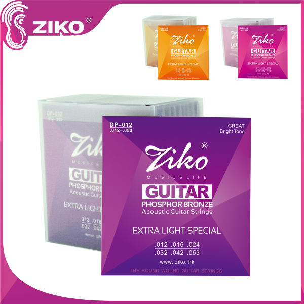 wholesale top quality acoustic guitar strings musical instrument accessories