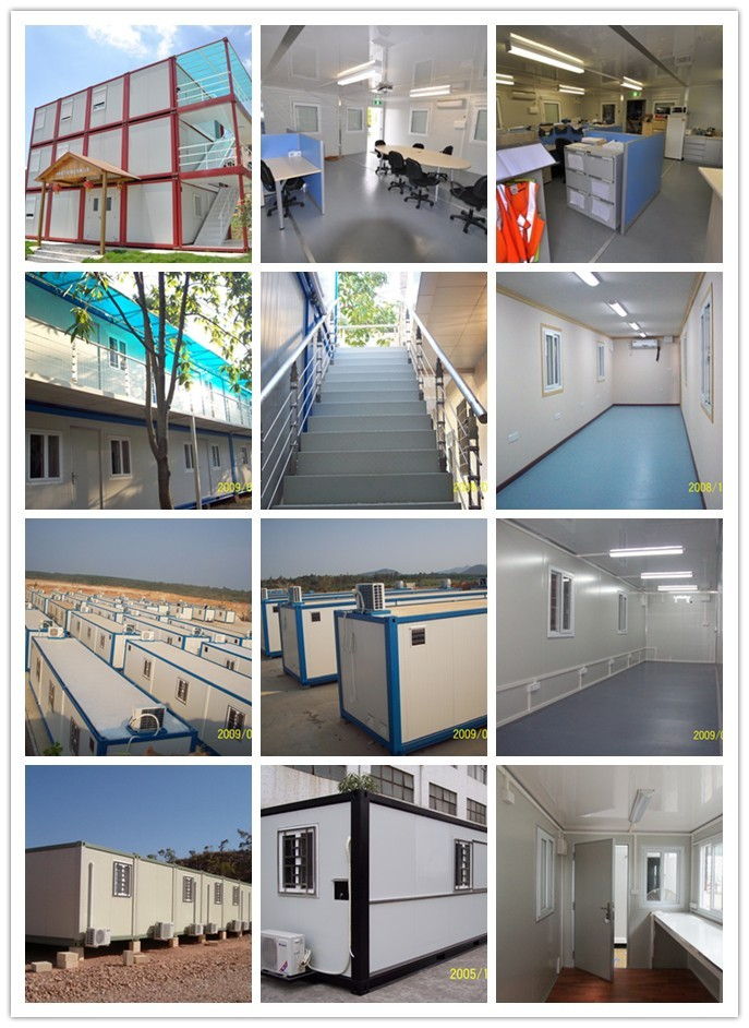 Prefabricated house container office for sale