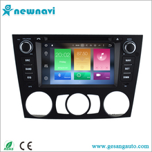 Newest Android 6.0 octa-core car radio double din car gps navigation for BMW E90/E91/E92/E93