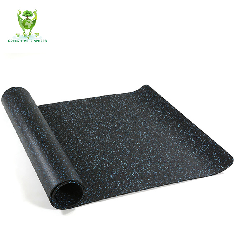 Super Quality Wholesale Crossfit EPDM Rubber Gym Flooring Roll