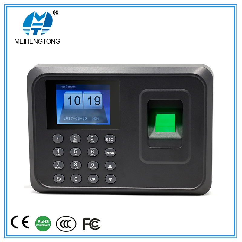 MHT-A5 Fingerprint Biometric Time Attendance Device