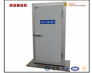 Chine Chambre Froide Porte Coulissante Porte De Stockage À Froid ...