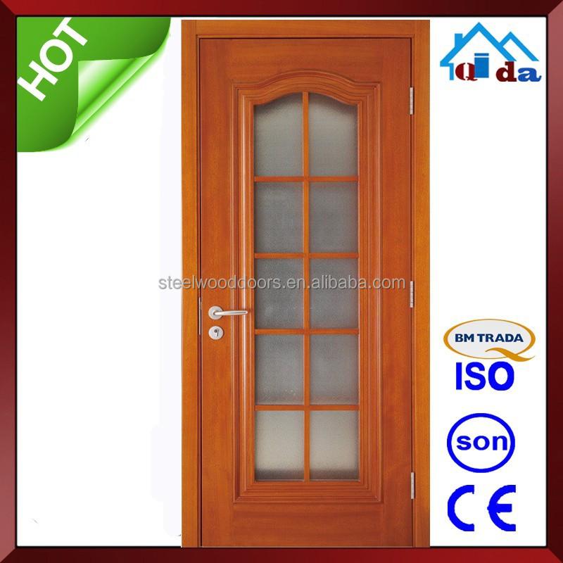 principales modelos de puertas de interior de madera de