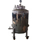 New design jacketed cooling brewing pot/beer fermentation tank