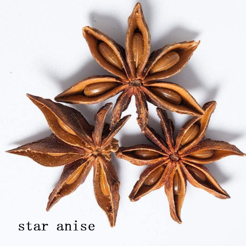 Factory Supply Natural Condiments dried star anise