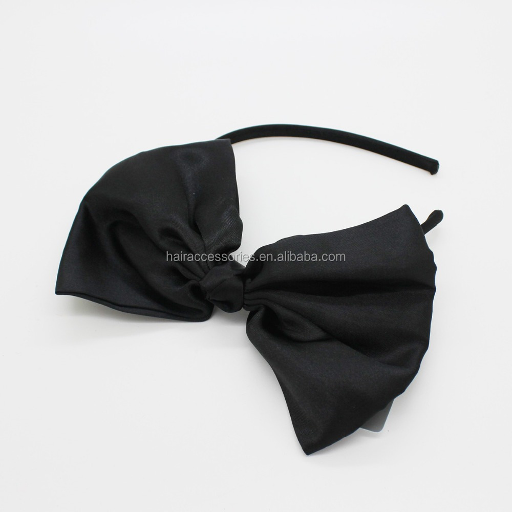Large Bow Head Band For Ladies