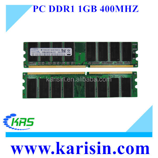 Alibaba factory price ddr1 1gb ram memory ddr400(3) with original chips