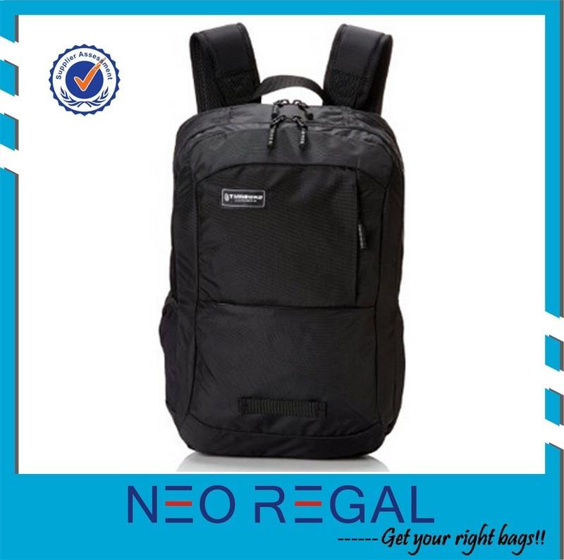 16477b9609c57 Eko- dostu polyester yeniden moda siyah dizüstü bilgisayar çantası polo  laptop çantası
