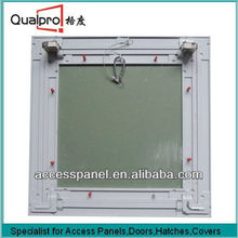 High Quality Aluminum Picture And Gypsum Board Inlay wall Paneling Material AP7710
