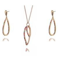 99755 geometric opal jewelry inlay jewelry wholesale jwelry Eco-friendy jewelry