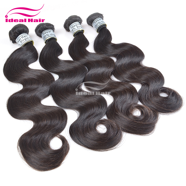 jet black european skin weft extensions remy cuticle hair