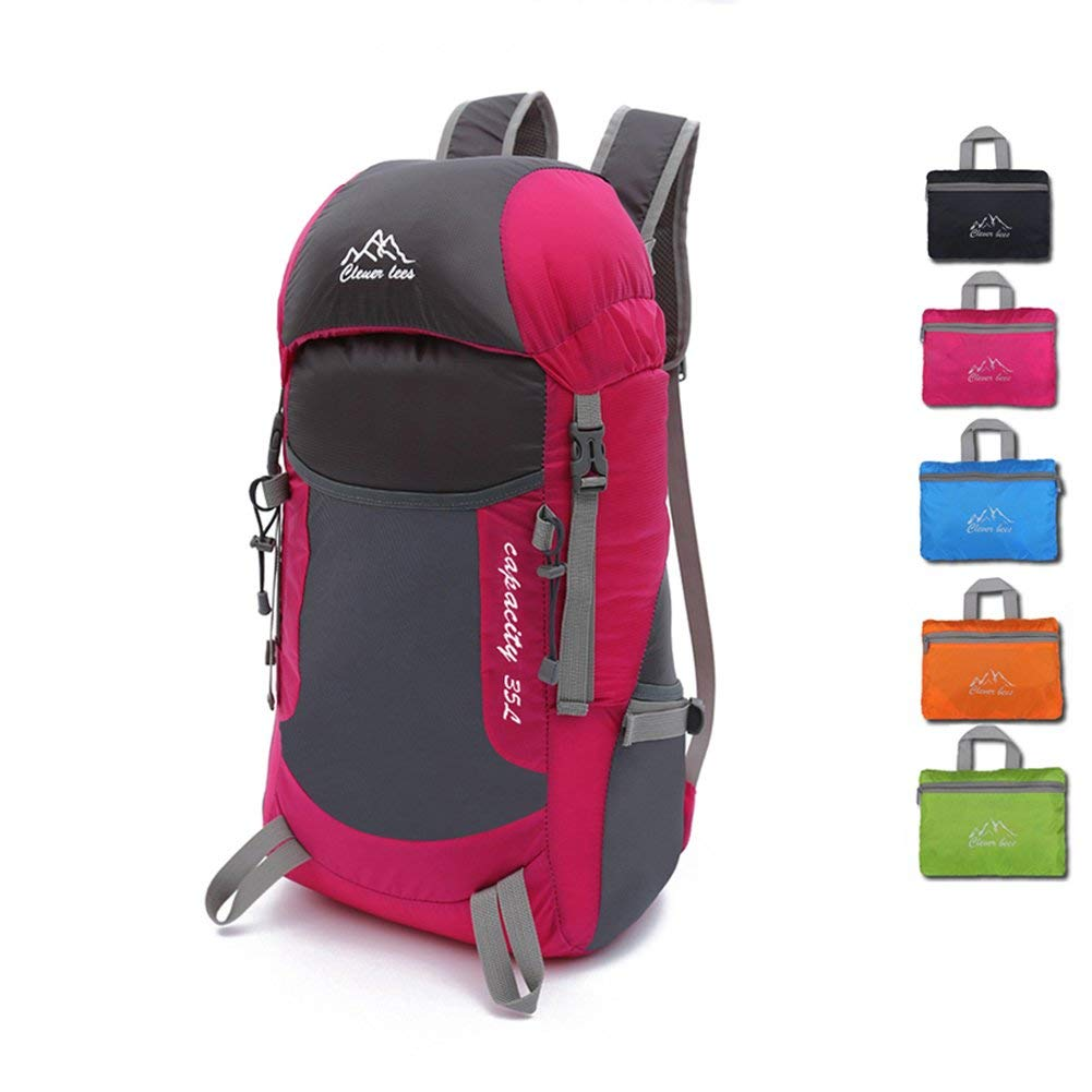 Get Quotations · SAMI STUDIO Promotion Hiking Backpack Ultra Lightweight  Packable Backpack Water Resistant Daypack,Small Backpack Handy 9210dd8e61