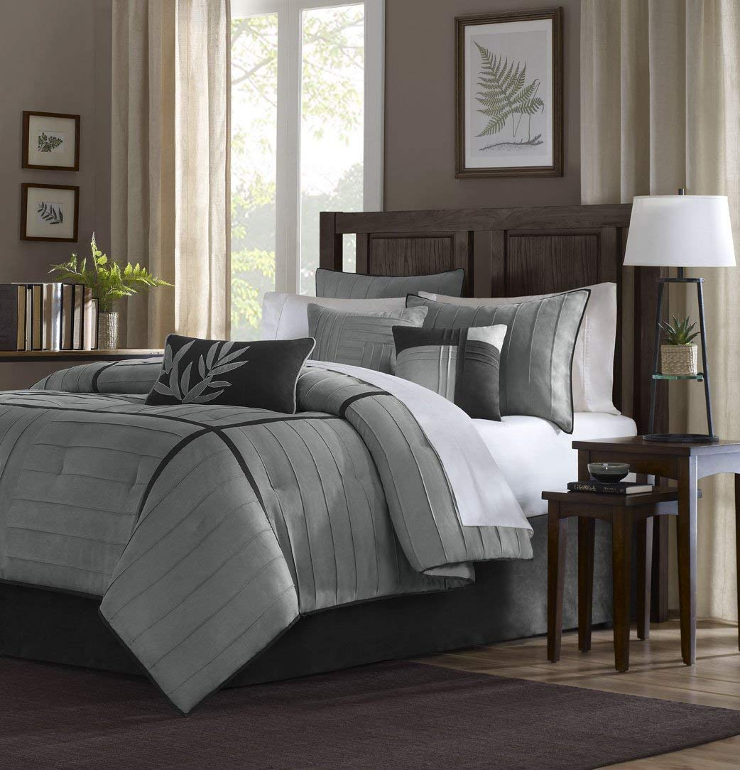 grey king size comforter Cheap Grey King Size Comforter, find Grey King Size Comforter  grey king size comforter