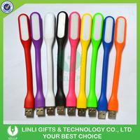 2015 New Products Portable Flexible USB Charging Led Mini Lamp