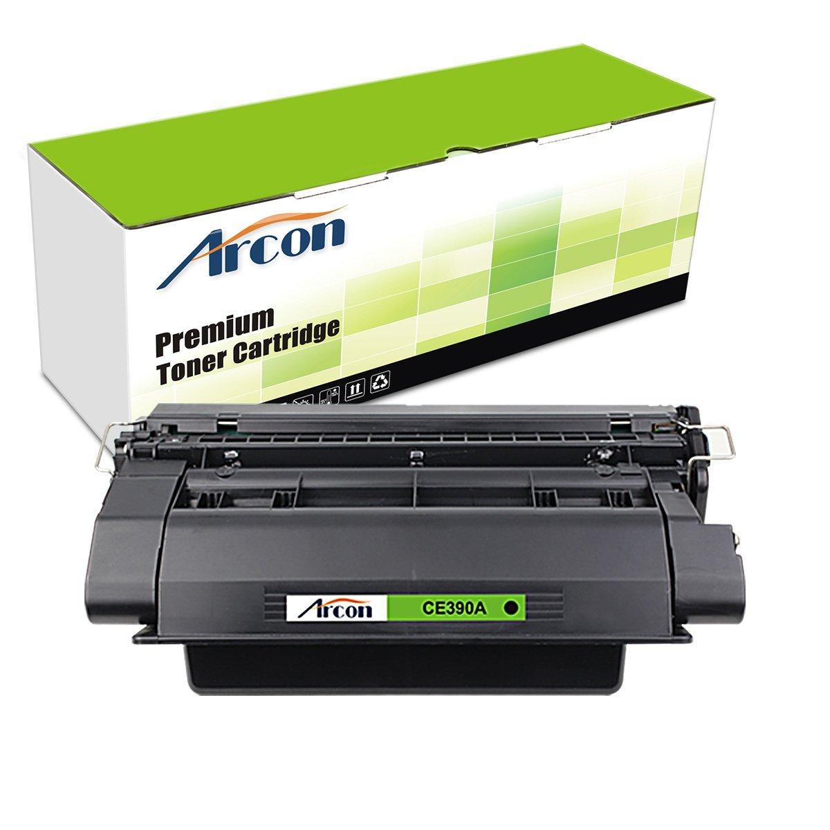 2pk Laser Tek Services Compatible Cartridge for HP CE390A M4555F M4555H M602n