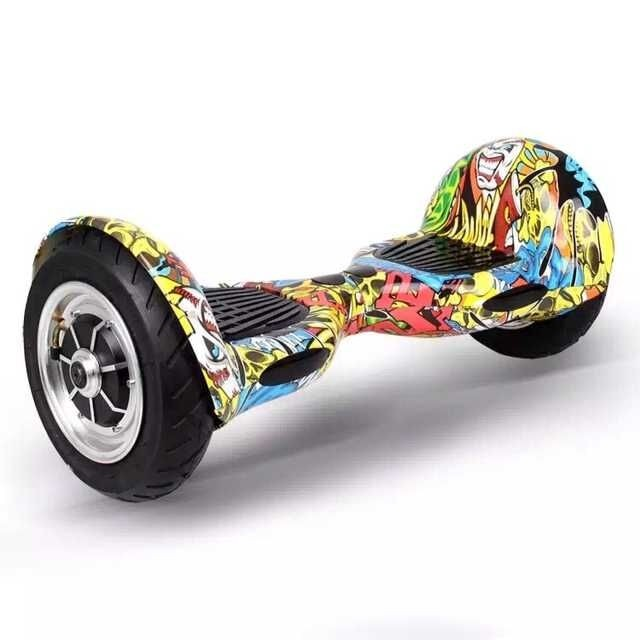 Two wheels 10inch kids hoverboard electric bluetooth self balancing scooter