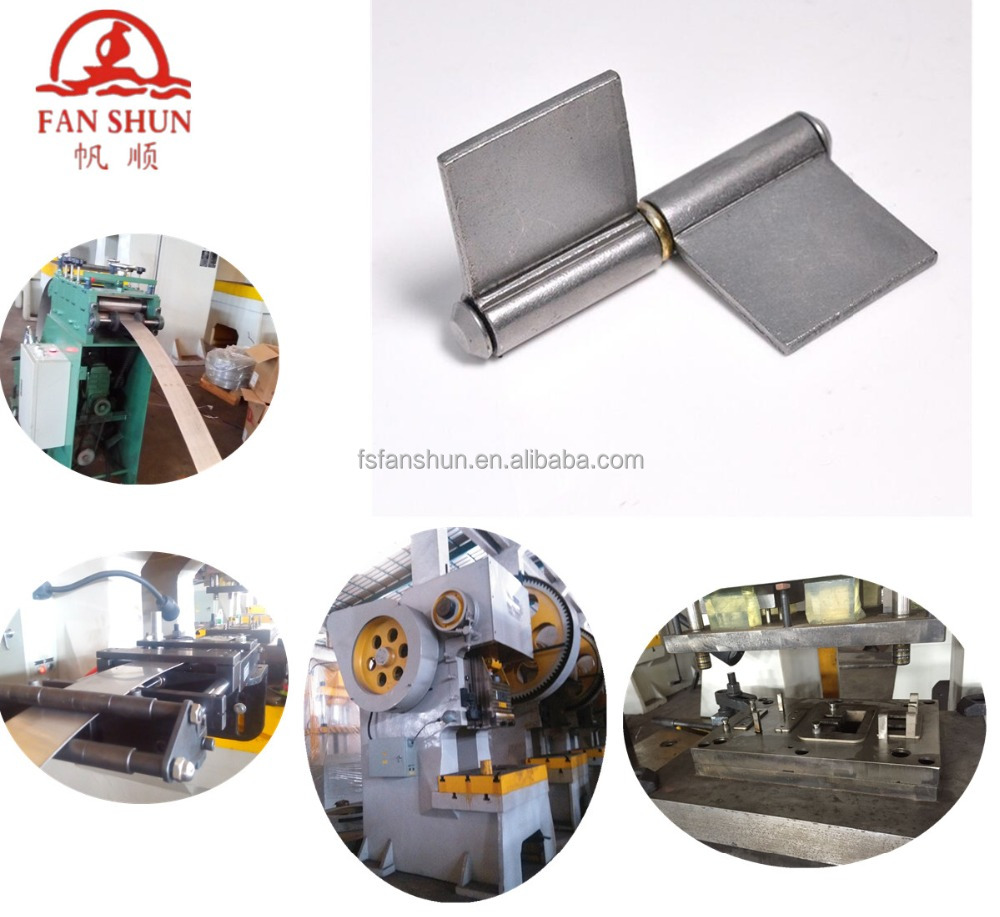 steel flag hinge production line machines and moulds manufacturer , iron gate weld on hinge whole line machines