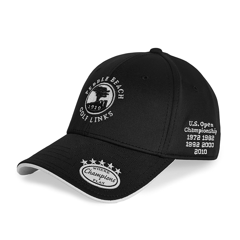 Pebble Beach Men S Golf Hat