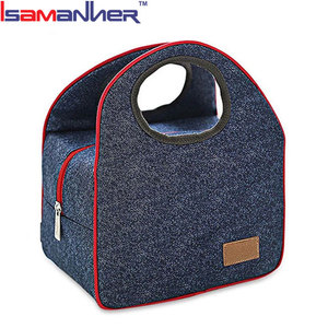 China fashion picnic lunch insulated portable cooler bag