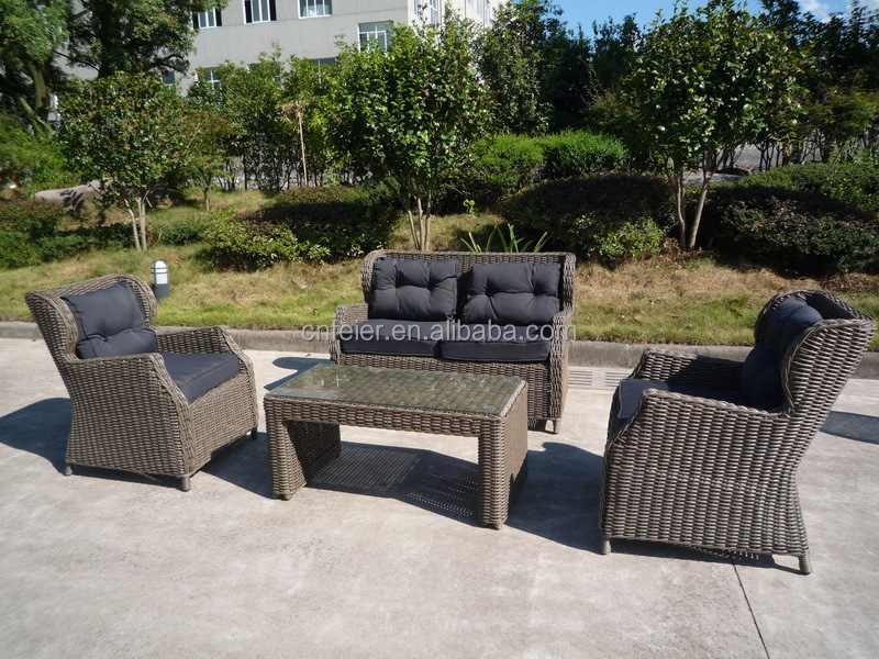 Witte Rieten Stoel : Hoge qualtiy semi witte ronde rotan rieten stoel rotan sofa buy